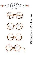 γυαλιά , σφαίρα , action.