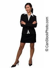 γυναίκα αρμοδιότητα , κουστούμι