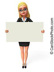 γυναίκα αρμοδιότητα , σήμα