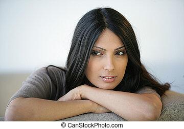 γυναίκα , ελκυστικός
