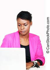 γυναίκα , ηλεκτρονικός υπολογιστής , εθνικός