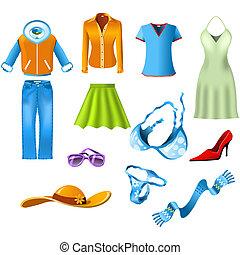 γυναίκα , ρούχα