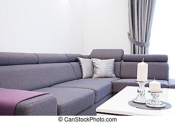 γωνία , αναπαυτικός , καναπέs