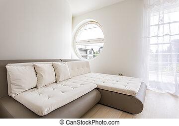 γωνία , επενδύω , καναπέs