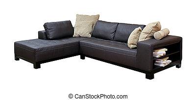γωνία , καναπέs