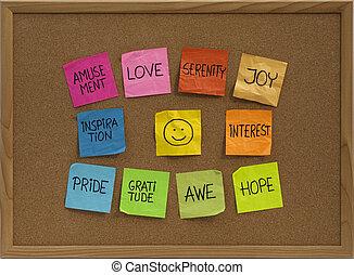 δέκα , θετικός , smiley , ισχυρό αίσθημα , πίνακας , δελτίο