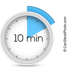 δέκα , πρακτικά , μετρών την ώραν