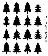δέντρα , xριστούγεννα , θέτω
