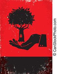δέντρο , αμπάρι ανάμιξη