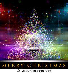 δέντρο , εικόνα , θαυμάσιος , σχεδιάζω , φόντο , xριστούγεννα