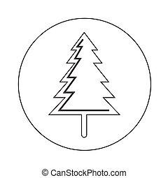 δέντρο , σχεδιάζω , xριστούγεννα , εικόνα , εικόνα