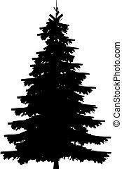 δέντρο , (vector)
