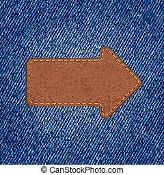 δέρμα , μικροβιοφορέας , χονδρό παντελόνι εργασίας , label., πλοκή