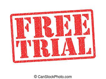 δίκη , ελεύθερος