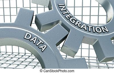 δεδομένα , ενσωμάτωση , επάνω , ο , μηχανισμός , από , μέταλλο , ταχύτητες