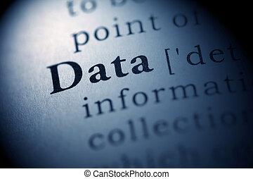 δεδομένα