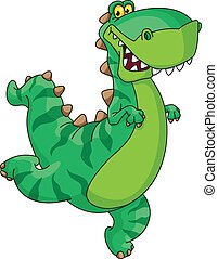 δεινόσαυρος , βιασύνη
