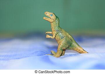 δεινόσαυρος , παιχνίδι