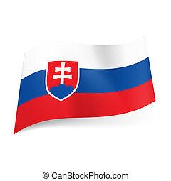δηλώνω , slovakia., σημαία