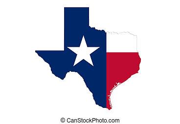 δηλώνω , texas