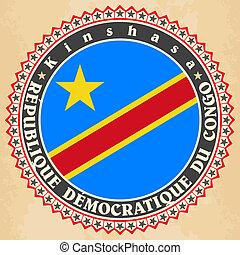 δημοκρατικός , δημοκρατία από άρθρο congo