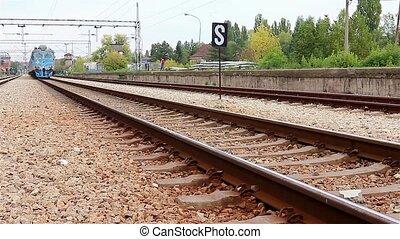 διάβαση από , τρένο