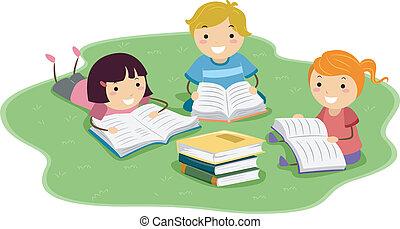 διάβασμα , μικρόκοσμος
