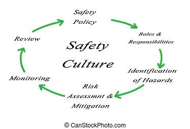διάγραμμα , από , ασφάλεια , μόρφωση