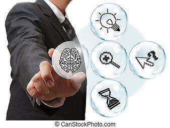 διάγραμμα , γενική ιδέα , αφρίζω , εικονοκύτταρο , απεικόνιση