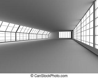 διάδρομος , αρχιτεκτονική