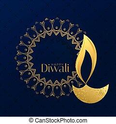 διάστημα , εδάφιο , diwali, diya, δημιουργικός , φόντο
