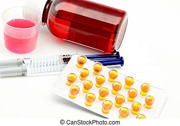 διάφοροι , φαρμακευτική αγωγή