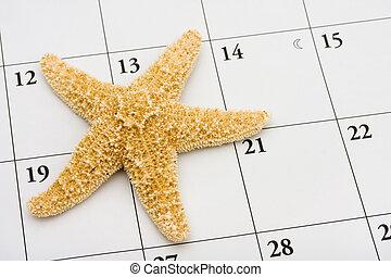 διακοπές , ημερομηνία