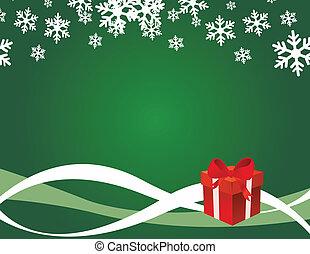 διακοπές χριστουγέννων απονέμω , κουτί