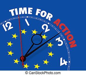 διακοσμητικό στοιχείο καλτσών αντικρύζω , σημαία , λόγια , ώρα , δράση , του , ευρωπαϊκός