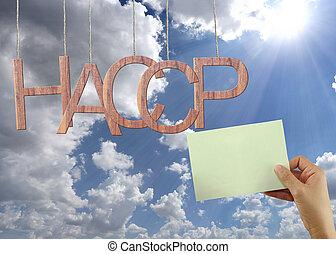 διακόπτης , haccp, ακουμπώ , σημείο , ξύλινος , εδάφιο , paper., κίνδυνοs , σκοινί , επικριτικός , πράσινο , ανάλυση , απαγχόνιση , επιχειρηματίας , κρατάω