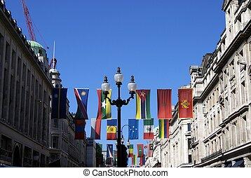 διακόσμηση , flags.
