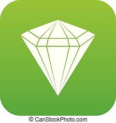 διαμάντι , μικροβιοφορέας , πράσινο , εικόνα