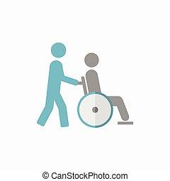 διαμέρισμα , αναπηρία , εικόνα