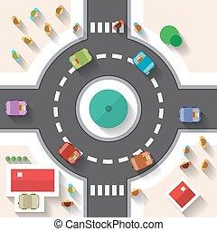 διαμέρισμα , αστικός δρόμος ακόλουθοι , άμαξα αυτοκίνητο , ανώτατος , μικροβιοφορέας , σχεδιάζω , έμμεσος , βλέπω