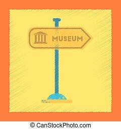 διαμέρισμα , ρυθμός , μουσείο , σήμα , σκίαση , εικόνα