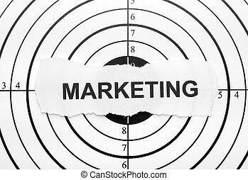 διαφήμιση , στόχος