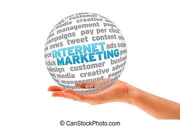 διαφήμιση , internet