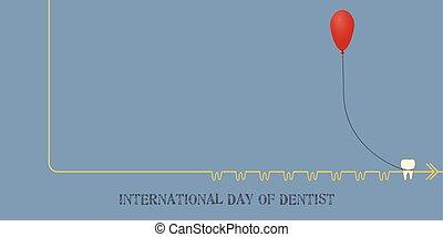 διεθνής , οδοντίατρος , ημέρα