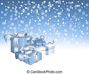 δικαίωμα παροχής , xριστούγεννα
