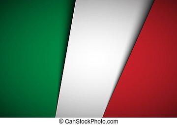 δικό σου , ελεύθερος , φόντο , ιταλίδα , κοιτάζω , γκρί , μικροβιοφορέας , μοντέρνος , μπογιά , ιταλία , overlayed, έλασμα , σημαία , χαρτί , εδάφιο , γινώμενος , διάστημα