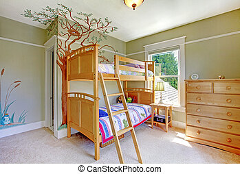 διπλός , bed., έχω όγκο ή μέγεθος , κρεβατοκάμαρα , βρέφος ...