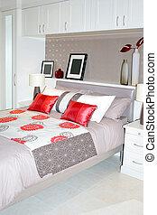 διπλό κρεβάτι
