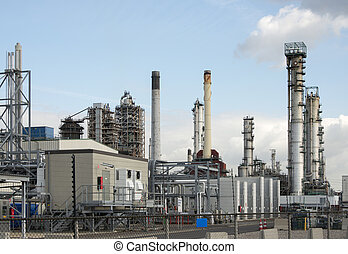 διυλιστήριο πετρελαίου