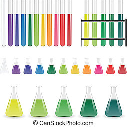 δοκιμάζω , εργαστήριο , φλασκιά , μικροβιοφορέας , αγωγός